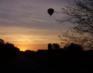 Ballonfahrt Reutlingen