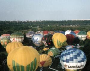 Ballonfahrt Nürnberg