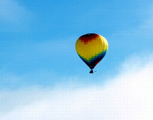 Ballonfahrt Bad Kissingen