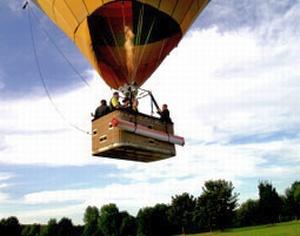 Ballonfahrt Amberg