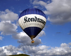 Ballonfahrt Allgäu