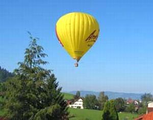 Ballonfahrt Wiesbaden