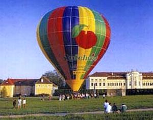 Ballonfahrt Gießen