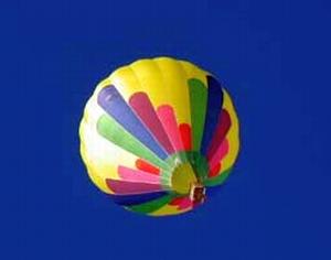 Ballonfahrt Wismar