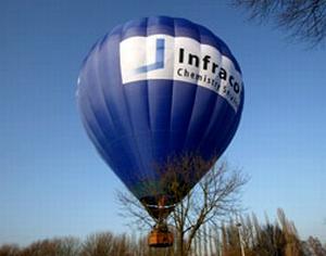 Ballonfahrt Gelsenkirchen