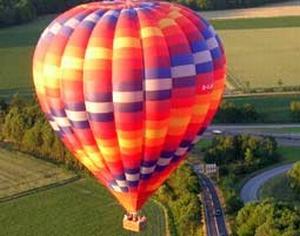 Ballonfahrt Speyer