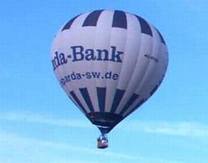 Ballonfahrt Chemnitz