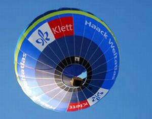 Ballonfahrt in Hessen