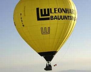 Ballonfahrt Jena