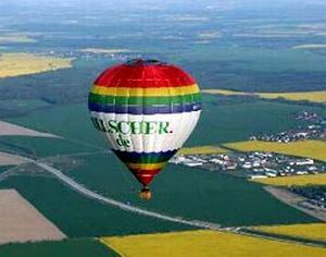 Ballonfahrt in Brandenburg