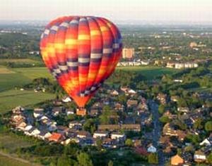 Ballonfahrt in Mecklenburg-Vorpommern