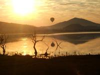 Hochgenuß und völlige neue Erfahrungen bei bei einer Ballonfahrt in Hessen erleben