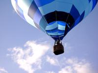 Ballonfahren als Entspannung
