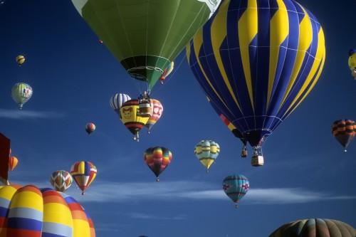 Ballonfahrten im Verbund - Ein großer Spaß, der unvergessen bleibt